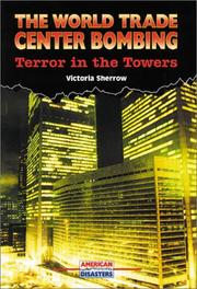 Cover of: The World Trade Center bombing: terror in the towers