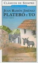 Cover of: Platero y yo/ Platero & I