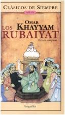 Cover of: Los Rubaiyat