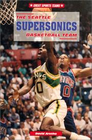 Cover of: The Seattle SuperSonics basketball team