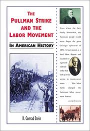 Cover of: The Pullman Strike and the Labor Movement in American History (In American History)