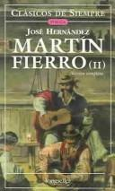 Cover of: Martin Fierro (II)