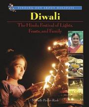 Cover of: Diwali: The Hindu Festival of Lights, Feasts, and Family (Finding Out About Holidays)