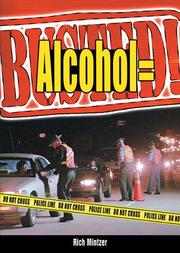 Cover of: Alcohol = Busted!