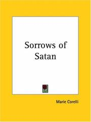 Cover of: Sorrows of Satan