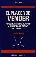 Cover of: El Placer De Vender