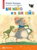 Cover of: Un nino es un nino / A Child is a Child