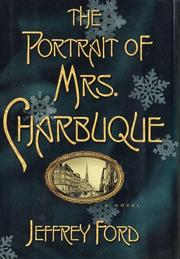 Cover of: The Portrait of Mrs. Charbuque