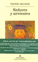 Cover of: Señores y Sirvientes