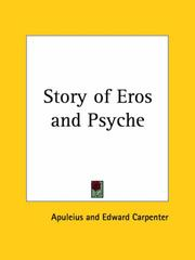 Cover of: Story of Eros and Psyche
