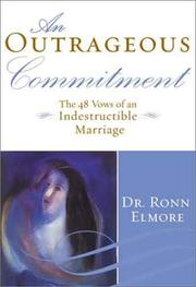 Cover of: Outrageous Commitment, An