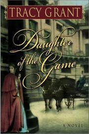 Cover of: Daughter of the game