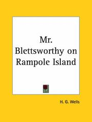 Cover of: Mr. Blettsworthy on Rampole Island