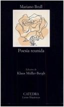 Cover of: Poesia Reunida