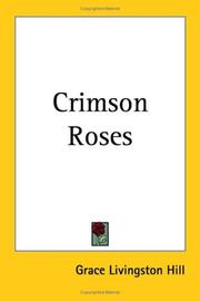 Cover of: Crimson roses
