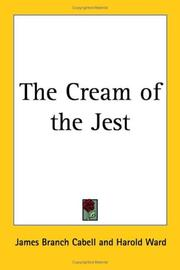 Cover of: The cream of the jest