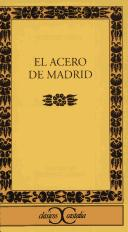 Cover of: El acero de Madrid