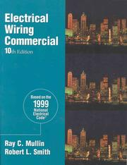 Cover of: Electrical Wiring Commercial | Ray C. Mullin