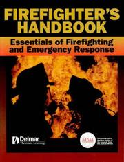 Cover of: Firefighter's Handbook