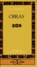 Cover of: Obras - Conde de Villamediana by Villamediana