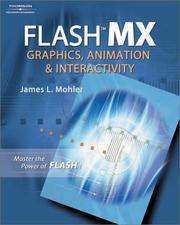 Cover of: Flash MX | James L. Mohler