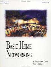 Cover of: Basic Home Networking