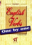 Cover of: English Verbs One by One by Edward Rosset