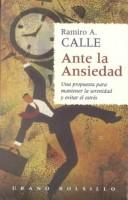 Cover of: Ante LA Ansiedad