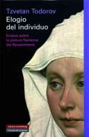 Cover of: Elogio Del Individuo/ the Individual's Praise