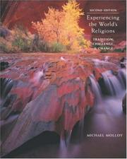 Cover of: Experiencing the World's Religions | Michael Molloy
