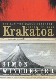 Cover of: Krakatoa: The Day the World Exploded | Simon Winchester
