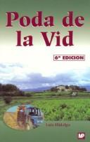 Cover of: Poda de La VID by Luis Hidalgo