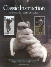 Cover of: Classic instruction