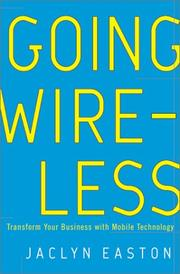 Going Wireless by Jaclyn Easton