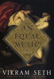 An equal music by Vikram Seth