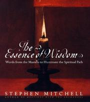 Cover of: The essence of wisdom