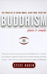 Cover of: Buddhism plain and simple
