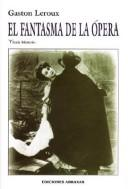 Cover of: El Fantasma de La Opera