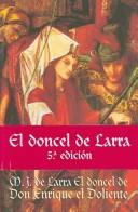 Cover of: El doncel de Don Enrique el doliente /