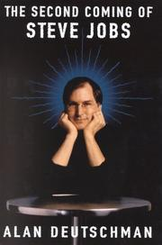 Cover of: The second coming of Steve Jobs