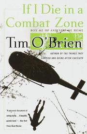 Cover of: If I Die in a Combat Zone