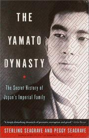 Cover of: The Yamato Dynasty | Sterling Seagrave