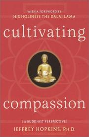 Cover of: Cultivating compassion