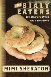 Cover of: The Bialy Eaters