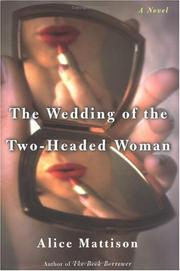 Cover of: The wedding of the two-headed woman
