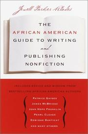 Cover of: The African American guide to writing and publishing nonfiction