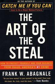 Cover of: The Art of the Steal