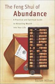 Cover of: The Feng Shui of Abundance | Suzan Hilton
