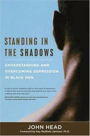 Cover of: Standing In the Shadows