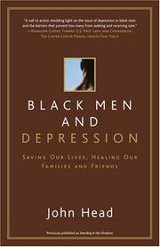 Cover of: Black Men and Depression